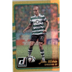 Joao Mario Gold Parallel Donruss Gold Parallel 2016-17