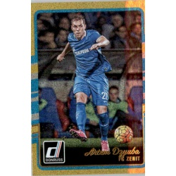 Artem Dzyuba Gold Parallel Donruss Gold Parallel 2016-17