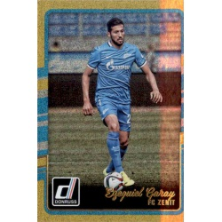 Ezequiel Garay Gold Parallel Donruss Gold Parallel 2016-17