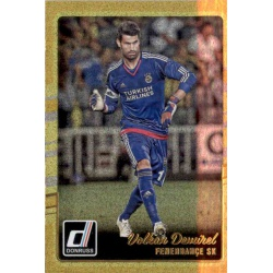 Volkan Demirel Gold Parallel Donruss Gold Parallel 2016-17