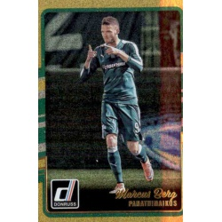 Marcus Berg Gold Parallel Donruss Gold Parallel 2016-17