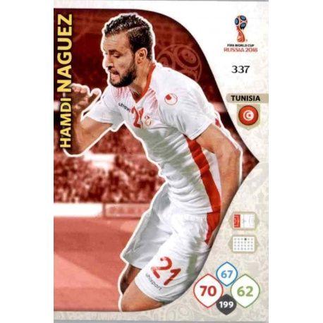 Hamdi Naguez Túnez 337 Adrenalyn XL Russia 2018