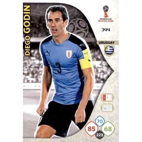 Diego Godin Uruguay 344