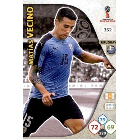Matías Vecino Uruguay 352