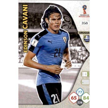 Edinson Cavani Uruguay 358 Adrenalyn XL World Cup 2018