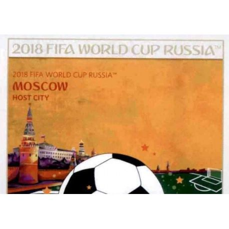 Moscow 1 Host City 20