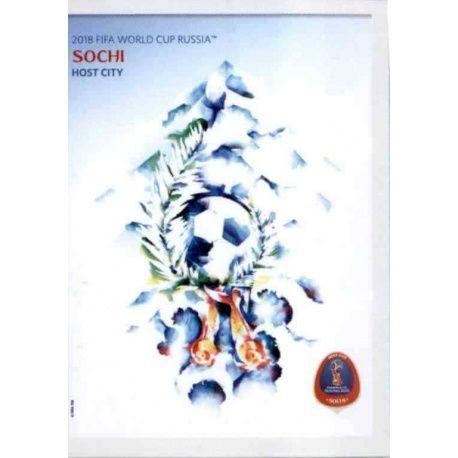 Sochi Host City 24 Host Cities
