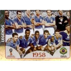 Brasil Legends 672 Legends