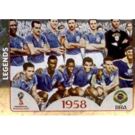 Brasil Legends 672 Legends