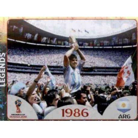 Argentina Legends 676 Legends
