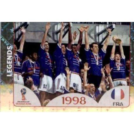 Francia Legends 678 Legends