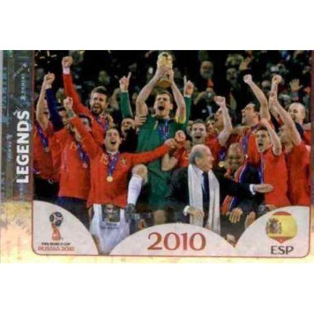 España Legends 679 Legends
