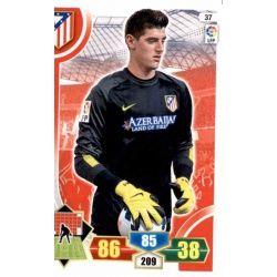 Courtois Atlético Madrid 37
