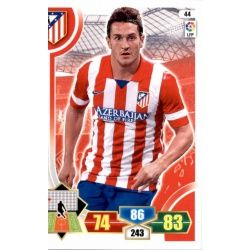 Koke Atlético Madrid 44