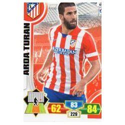 Arda Turan Atlético Madrid 45