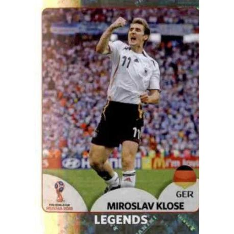 Miroslav Klose Legends 681 Legends
