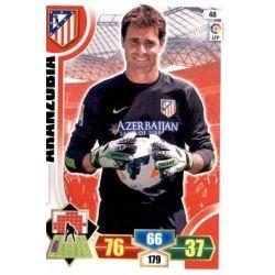 Aranzubia Atlético Madrid 48
