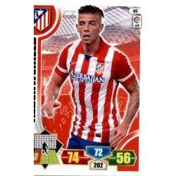 Alderweireld Atlético Madrid 49