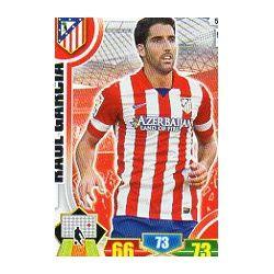 Raúl García Atlético Madrid 51