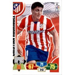 Cristian Rodríguez Atlético Madrid 52