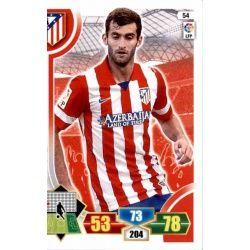 Leo Baptistao Atlético Madrid 54