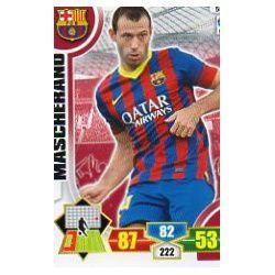 Mascherano Barcelona 58
