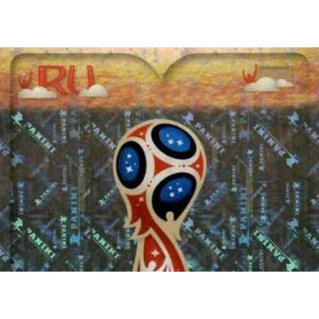 FIFA World Cup Logo (puzzle 1) Logos 5 Logos