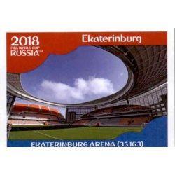 Ekaterinburg Arena Stadiums 8 Stadiums