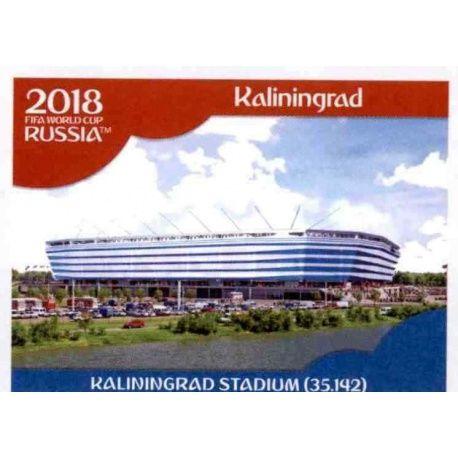 Kaliningrad Stadium Stadiums 9 Stadiums