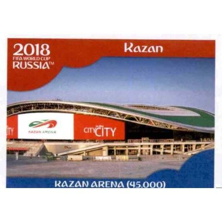 Kazan Arena Stadiums 10 Stadiums