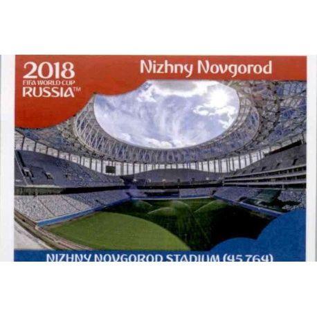 Nizhny Novgorod Stadium Stadiums 12 Stadiums