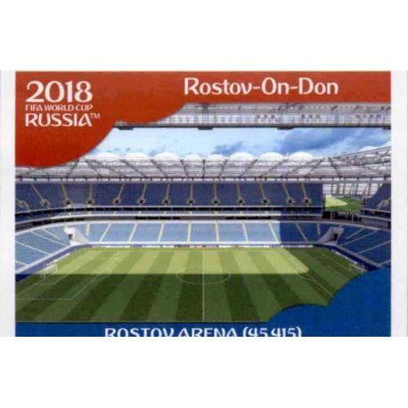 Rostov Arena Stadiums 14 Stadiums
