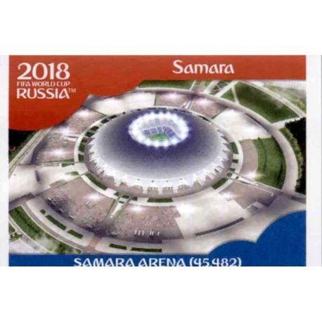 Samara Arena Stadiums 16 Stadiums