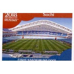 Fisht Stadium Stadiums 18 Stadiums