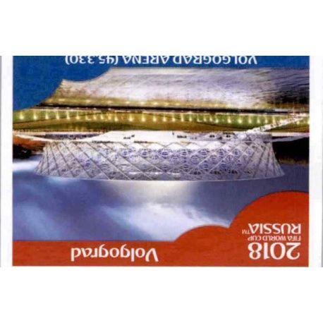 Volgograd Arena Stadiums 19 Stadiums