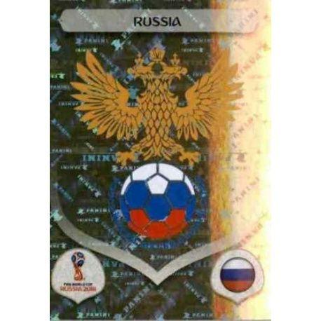 Escudo Russia 32 Russia