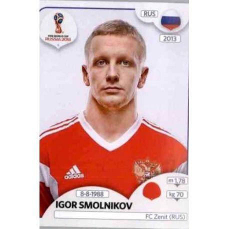 Igor Smolnikov Russia 35 Russia
