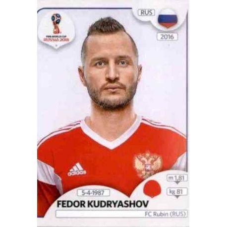 Fedor Kudryashov Russia 38 Russia