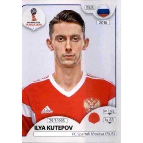 Ilya Kutepov Russia 39 Russia