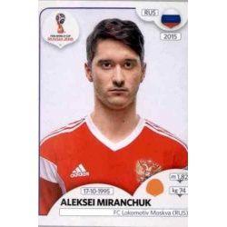 Aleksei Miranchuk Russia 41