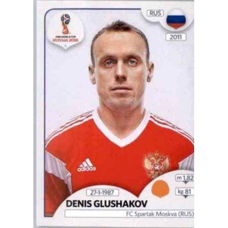 Denis Glushakov Russia 42 Russia