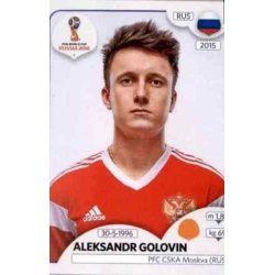 Aleksandr Golovin Russia 43