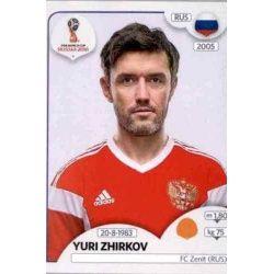 Yuri Zhirkov Russia 44