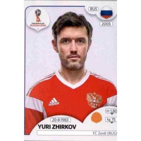 Yuri Zhirkov Russia 44 Russia