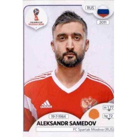 Aleksandr Samedov Russia 45 Russia