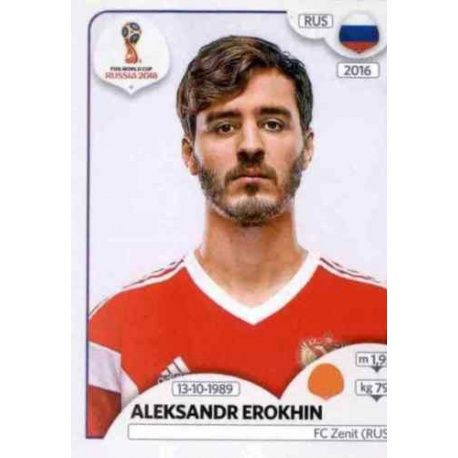 Aleksandr Erokhin Russia 46 Russia
