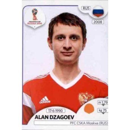 Alan Dzagoev Russia 47 Russia