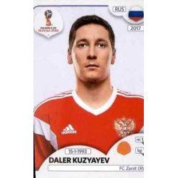 Daler Kuzyayev Russia 48