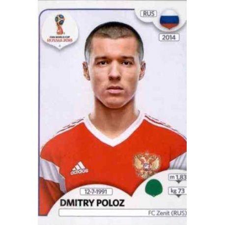 Dmitry Poloz Russia 49 Russia