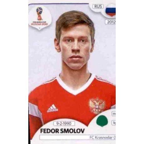 Fedor Smolov Russia 50 Russia